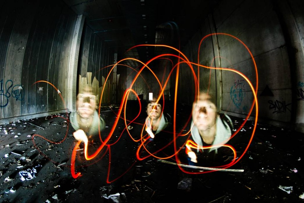 Initiation au Light Painting