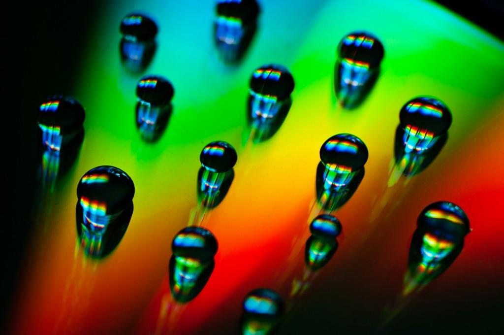 Rainbow Drops 3
