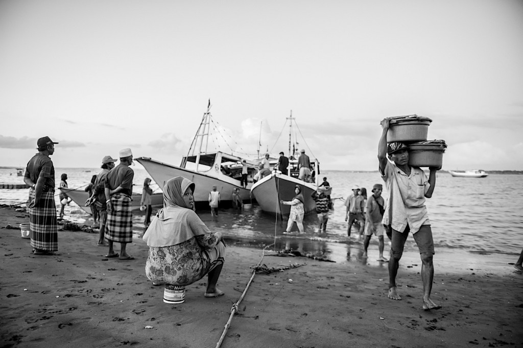 Photo-Reportage Indonesie Lombok - Fish Market de Tanjung Luar - 05 (WEB)